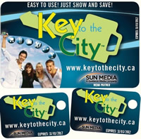 Key To The City Logo