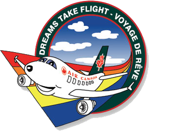 Dreams Take Flight Logo
